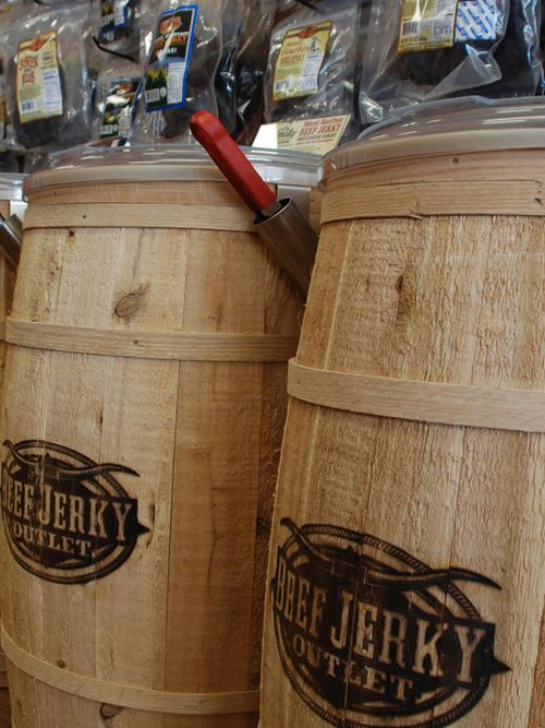 Barrels of Jerky