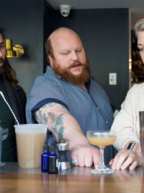 Crafting Cocktails