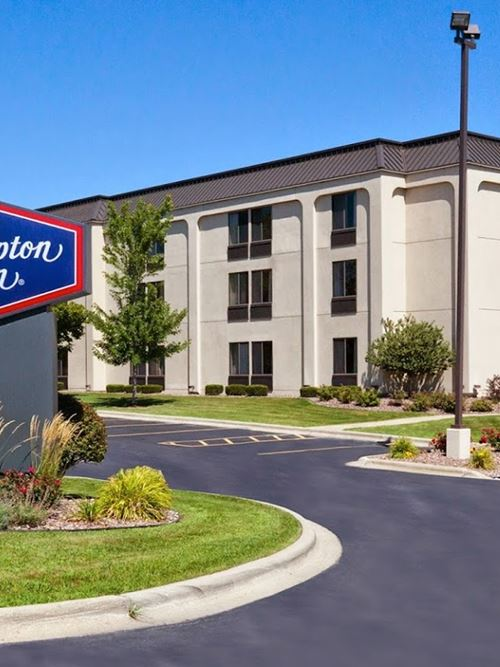 Hampton Inn Milwaukee - Airport