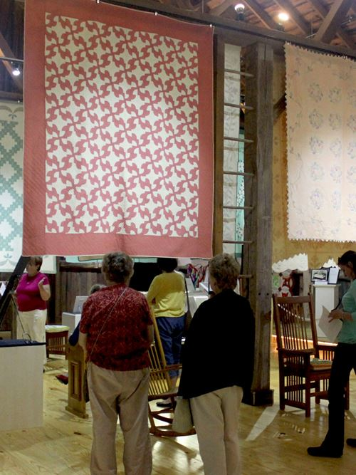 Wisconsin Museum of Quilts & Fiber Arts