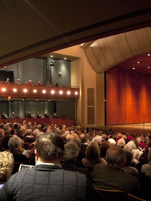 Wilson Center - The Harris Theater