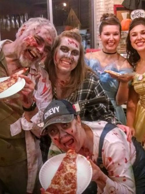Ghouls & Spirits Adult Trick-or-Treat Bus Tour