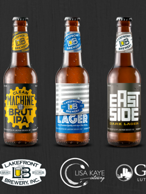 Beer Pairing Dinner with Lakefront Brewery