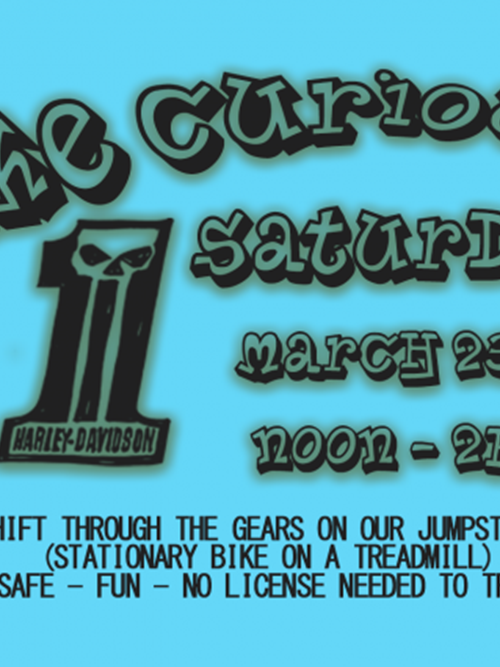 Are You Bike Curious?