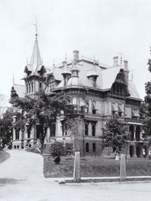 Gone But Not Forgotten: Mansions of Grand Avenue
