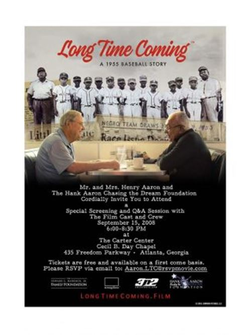 """Long Time Coming"" Movie Screening"
