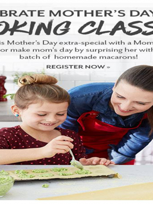 Mommy & Me: Kids Mother's Day Cooking Class – Kids & Teens Cooking Classes