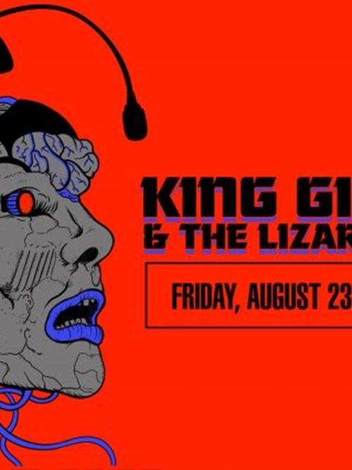 King Gizzard and the Lizard Wizard at the Riverside Theater