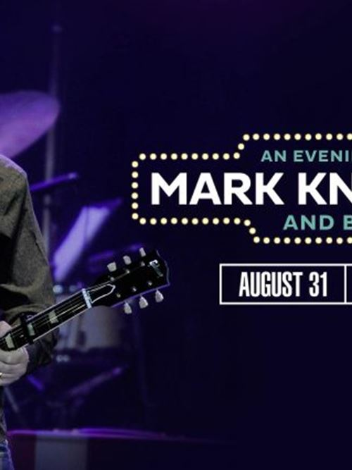 Mark Knopfler at the Riverside Theater