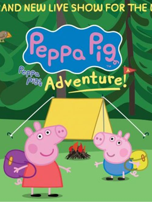 Peppa Pig Live at the Riverside Theater