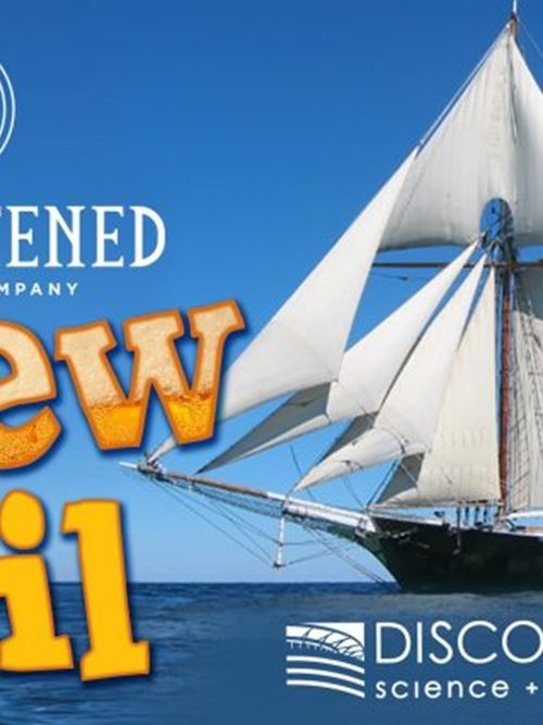 Denis Sullivan Brew Sail with Enlightened Brewing Company