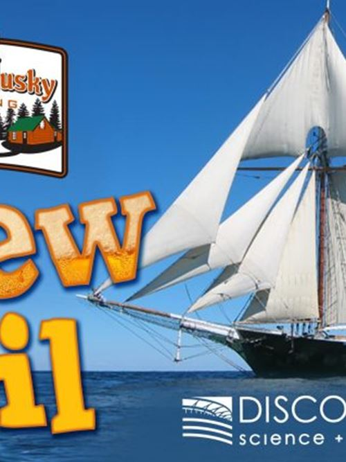 Denis Sullivan Brew Sail with Black Husky Brewing