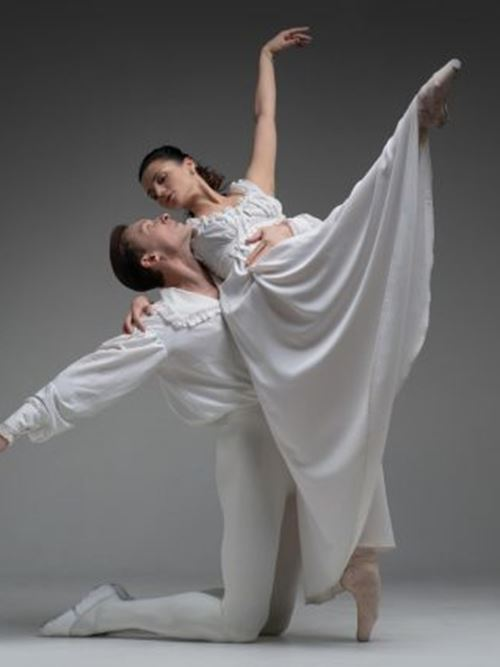 "National Ballet Theatre of Odessa, Ukraine presents ""Romeo and Juliet"""