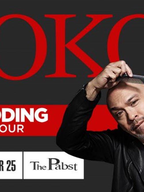 Jo Koy at the Pabst Theater