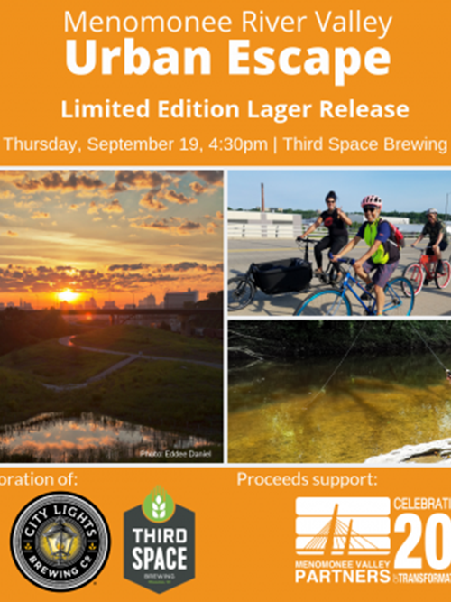 Urban Escape Limited Edition Beer Release