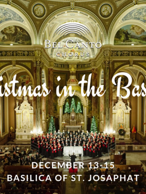 Christmas in the Basilica