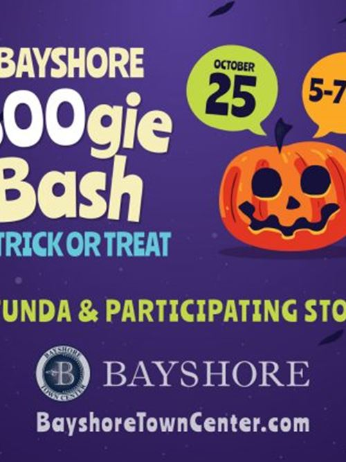 BOOgie Bash and Trick or Treat