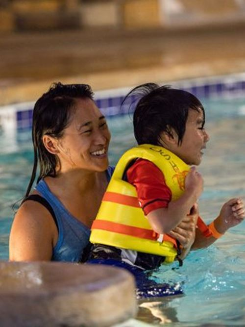 Mommy & Me Swim Package