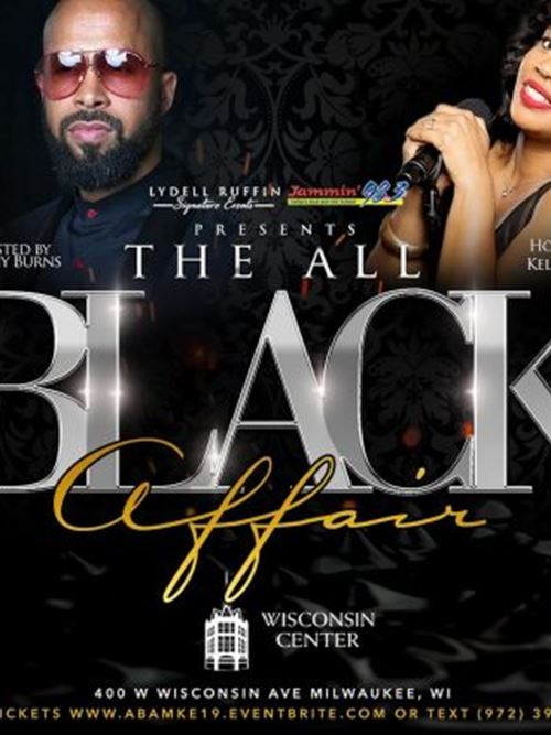 THE ALL BLACK AFFAIR Presented by Jammin 98.3 & LR Signature Events