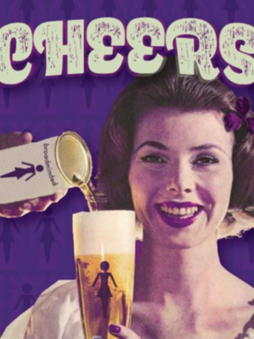 broadminded presents: CHEERS!