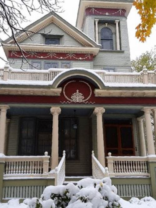 An Event at the Frederick Koenig House: Wealth and Class in 19th Century Milwaukee