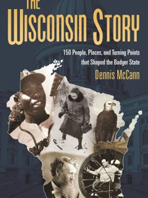 'The Wisconsin Story' Author Talk and Book Signing