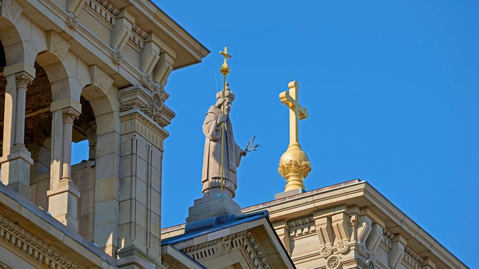 Basilica of St. Josaphat Foundation