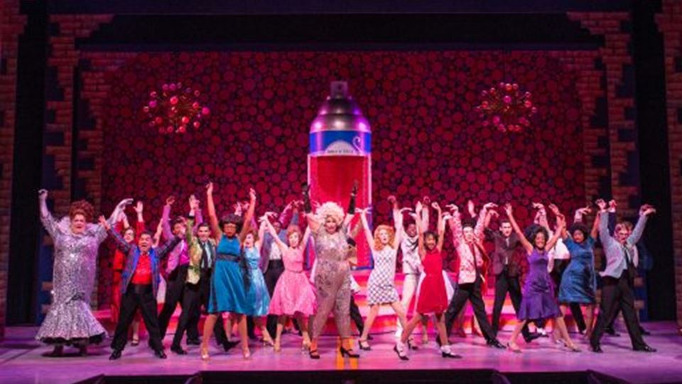 We STILL Can't Stop the Beat! Young performers from the cast of Hairspray