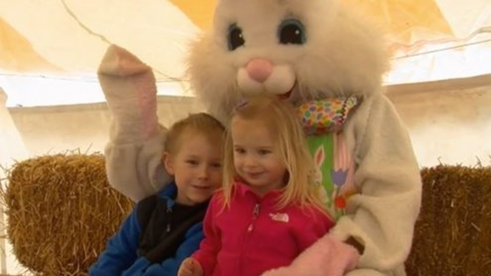 East Troy Railroad Bunny Train
