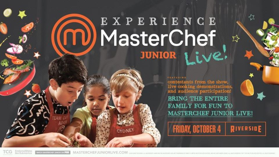 MasterChef Junior Live at the Riverside Theater