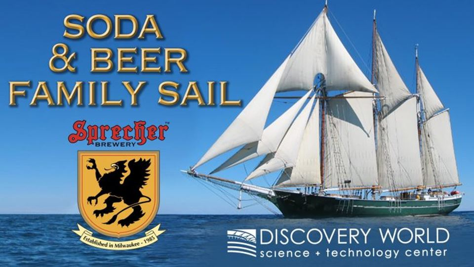 Sprecher Family Sail on the S/V Denis Sullivan