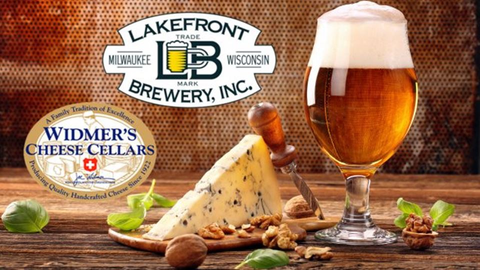 Beer and Cheese School with Widmer's and Lakefront Brewery