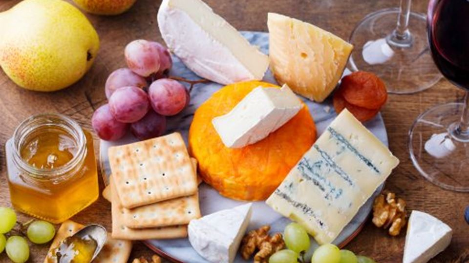 Spring Cheese Boards with Carr Valley