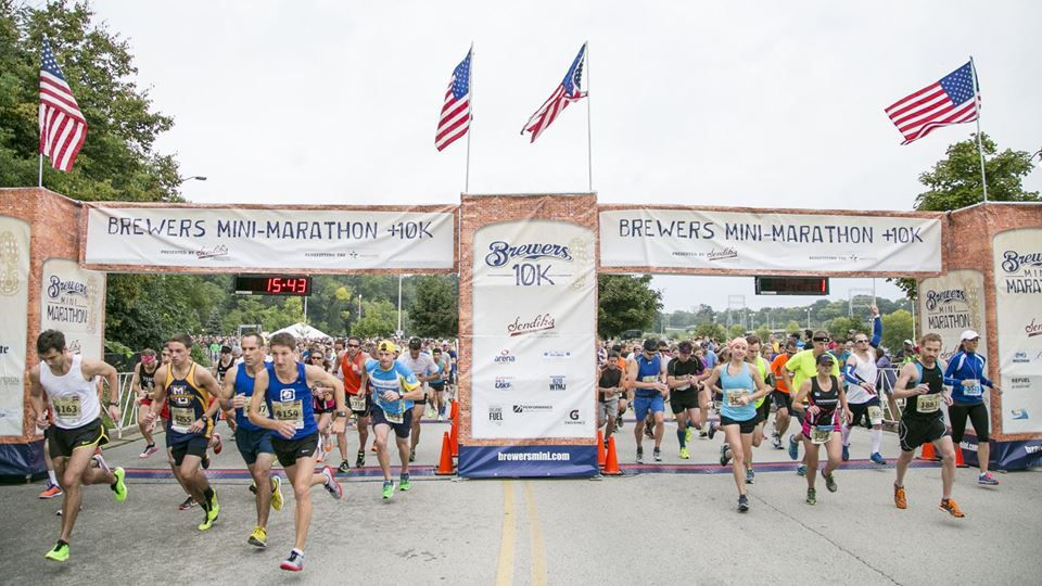 Brewers Mini-Marathon