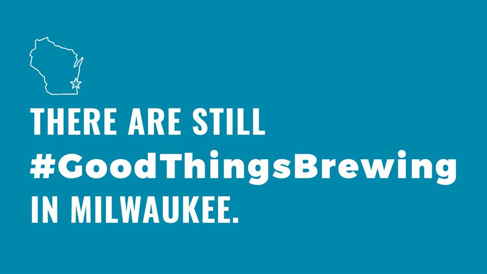 #GoodThingsBrewing