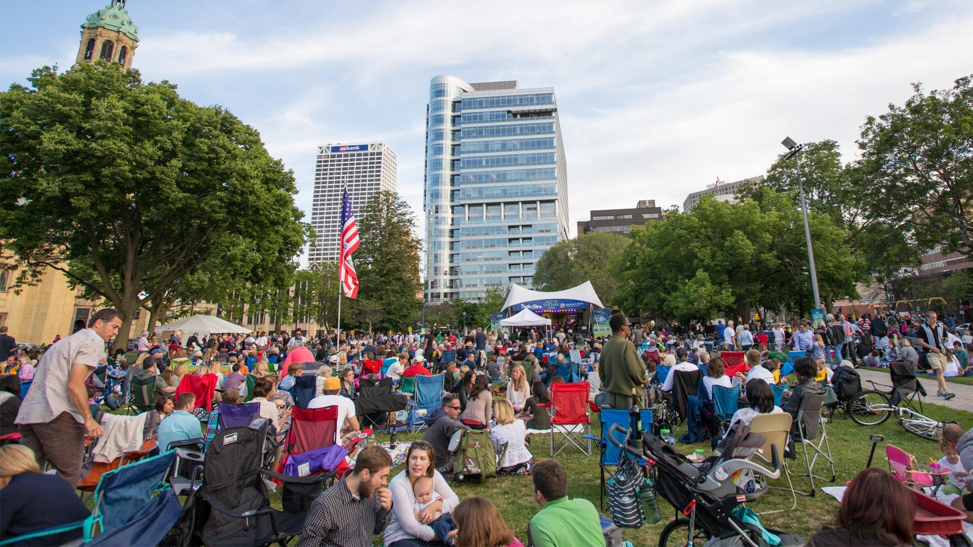 Visit Milwaukee - The Dos and Don'ts of Jazz in the Park