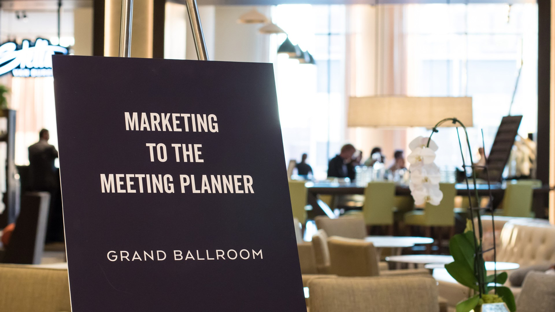 Marketing to the Meeting Planner
