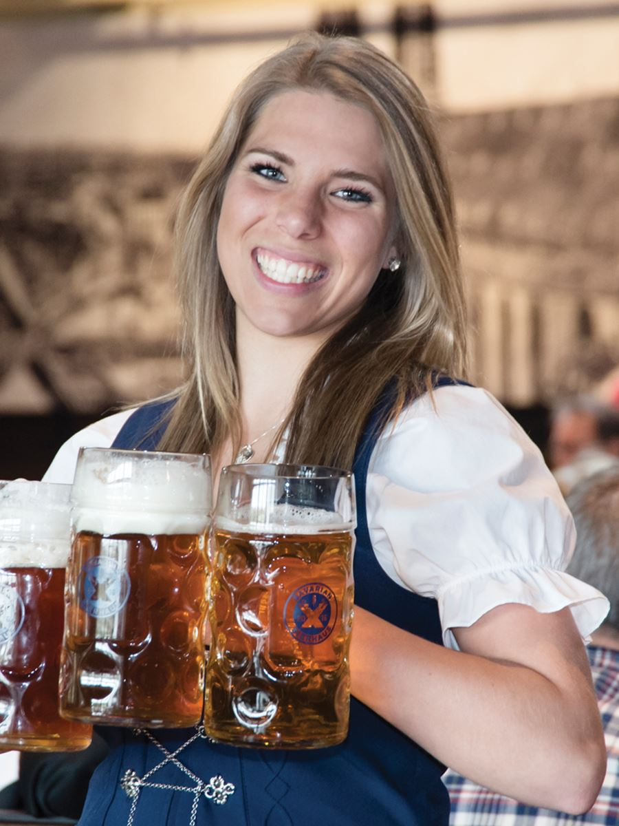 Oktoberfest at the Bavarian Bierhaus