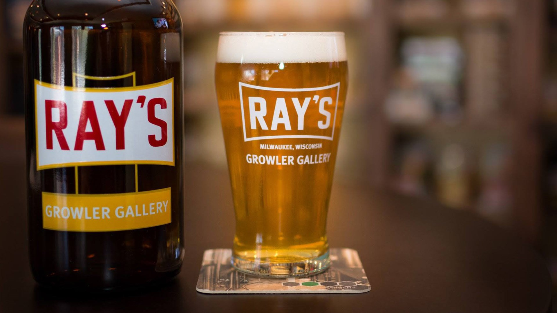 Ray's Growler Gallery