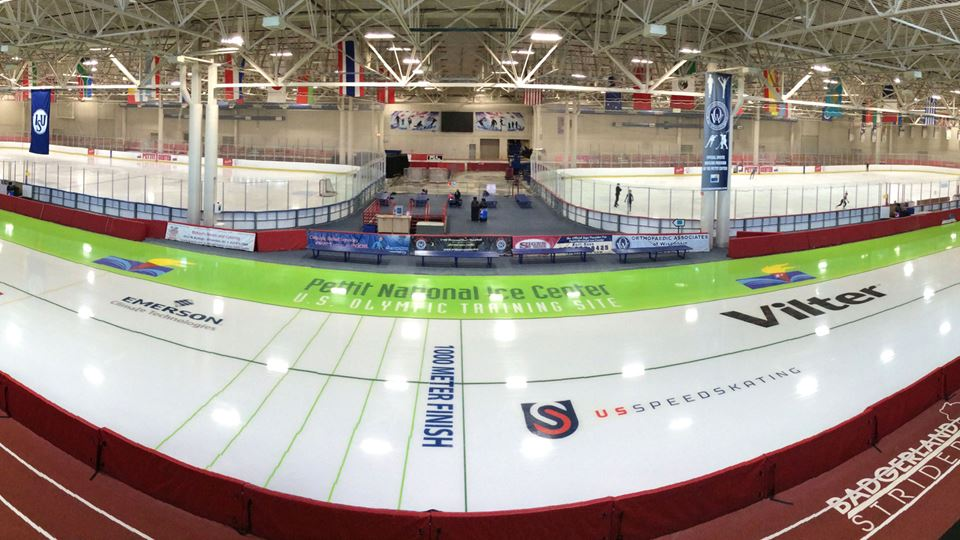Pettit National Ice Center 360 Degrees