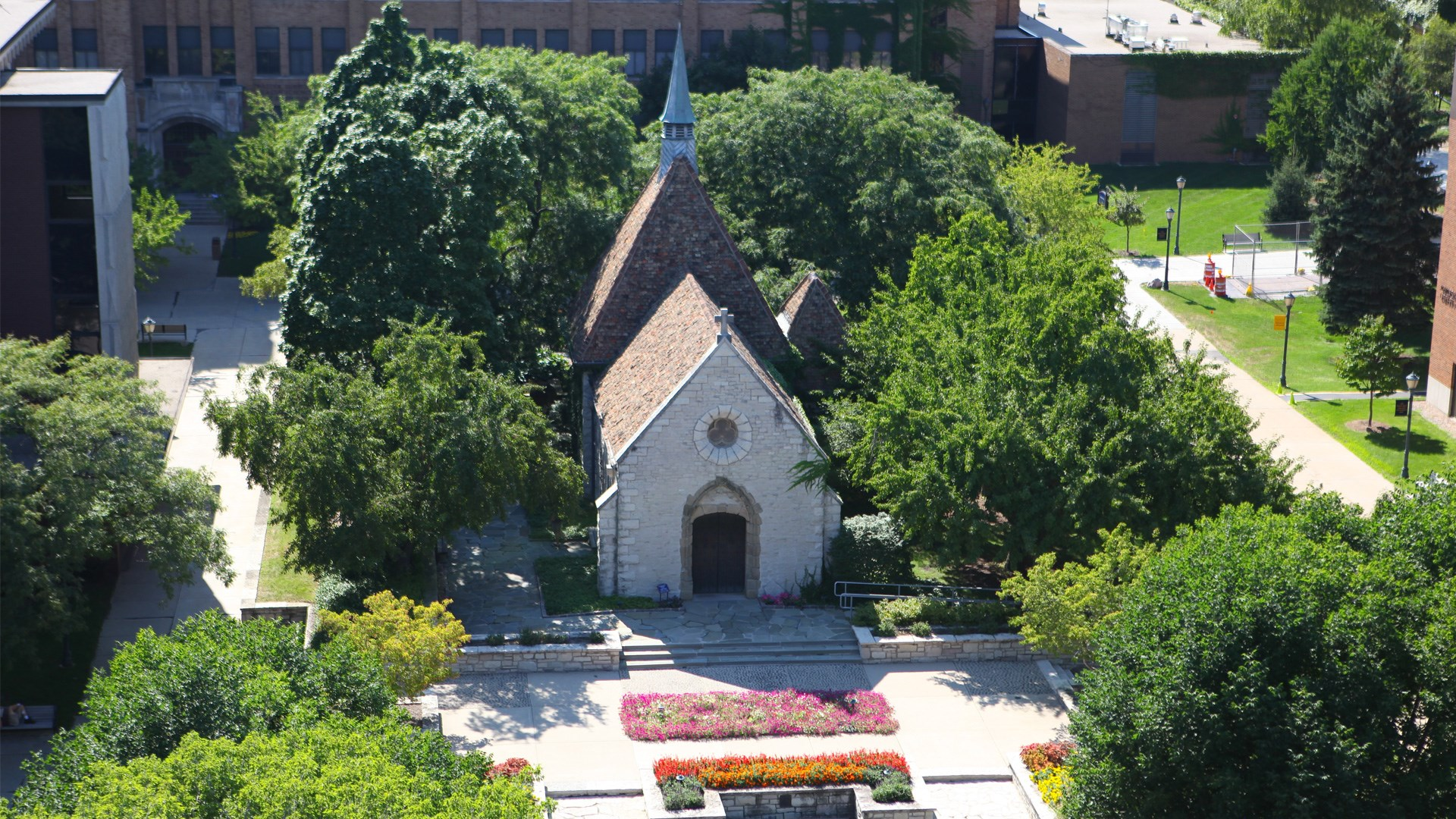 Joan of Arc Chapel