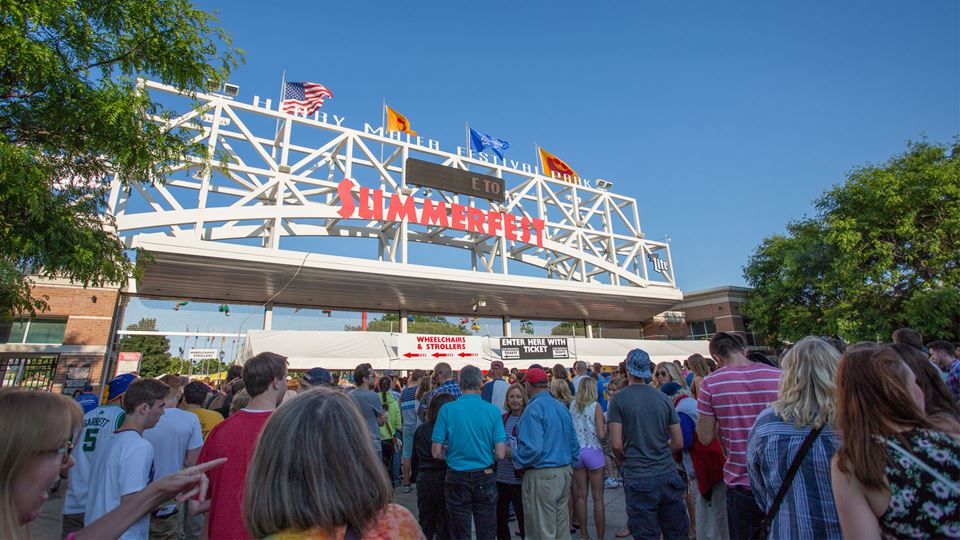 Summerfest: The world's largest music festival